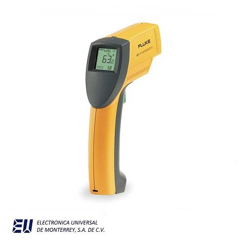 Los termómetros IR Fluke 62 MAX