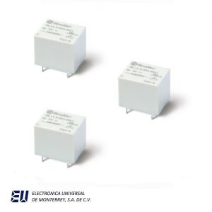 Serie 36 - Mini-relé para circuito impreso 10 A