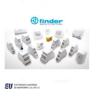 Relevadores Finder
