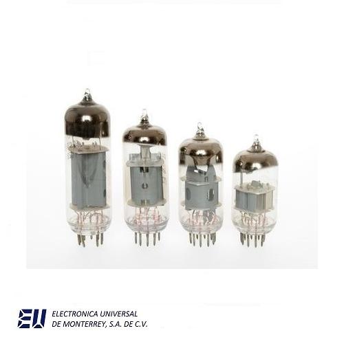 bulbo válvula electrónica, válvula de vacío, tubo de vacío
