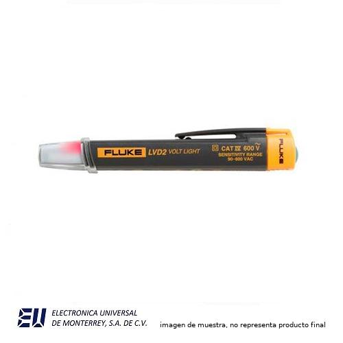 Zócalo y ver ivolt audible LED AC 90-600 sin contacto detector de Voltaje