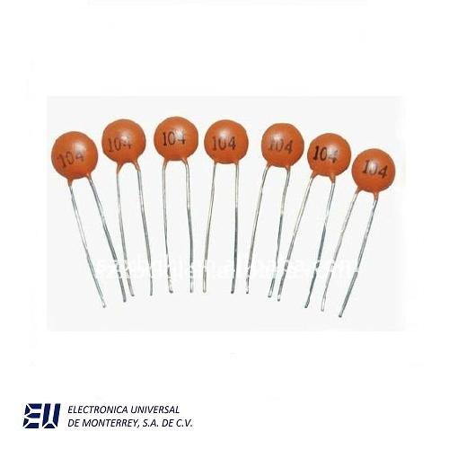 capacitores ceramicos