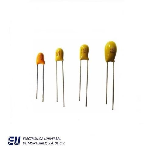 capacitores tantalio