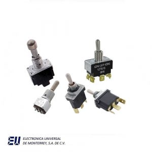 Interruptores/Switches