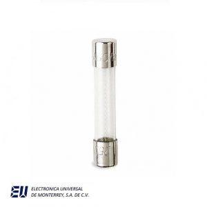 Fusible Electrónico de Vidrio Acción Rápida - AGC